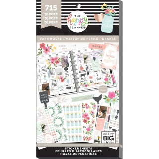 Farmhouse - Value Pack Stickers