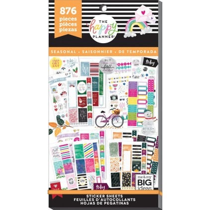 All in a Season - Value Pack Stickers