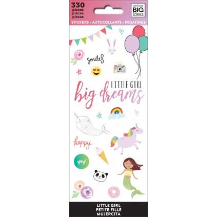 Girl - Petite Sticker Sheets
