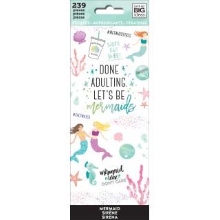 Mermaids - Petite Sticker Sheets