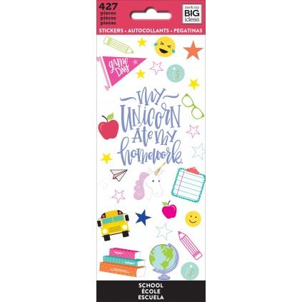 School - Petite Sticker Sheets