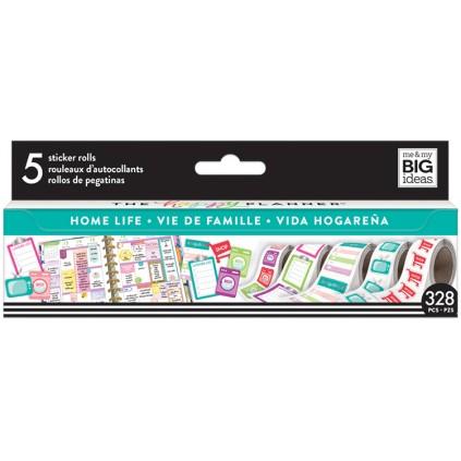 Home Life Sticker Rolls
