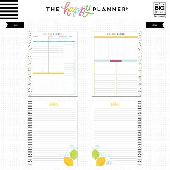 Happy Hostess Party - Filler Paper