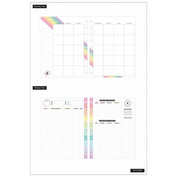Happy Planner 12 Months - UNDATED - Classic Happy Planner® - Budget