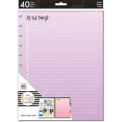 Colored Fill Paper 2 - BIG Full Sheet Filler Paper