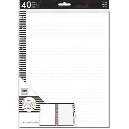 Note & Graph - BIG Full Sheet Filler Paper