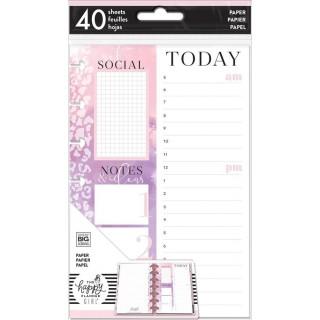 Today - Glam Girl - Mini Filler Paper