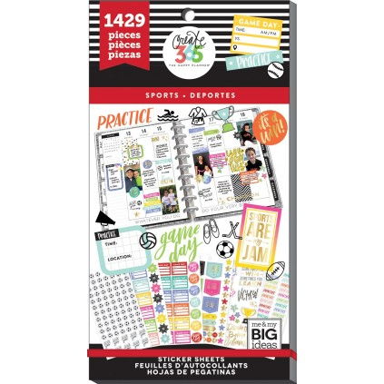 Sports - Value Pack Stickers