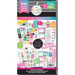 Sassy Plans - Value Pack Stickers