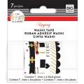 Black & White - Rongrong - Washi Tape