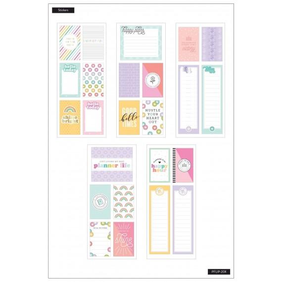 Planner Babe - Journaling (Flip) Stickers