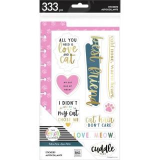 Feline Good - Dashboard Stickers