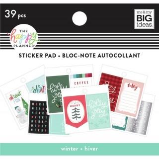 Winter - Tiny Sticker Pad