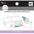 Wellness - Tiny Sticker Pad