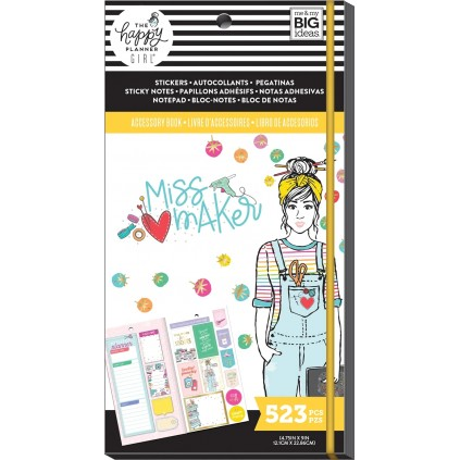 Miss Maker - Accessory Book