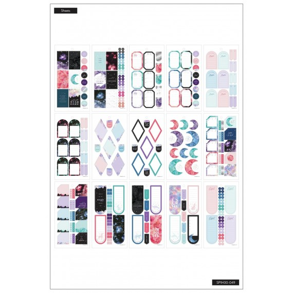 The Stargazer - Value Pack Stickers