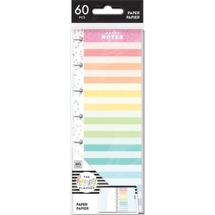 Color Stripe - Mini Filler Paper