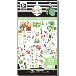 Don't Stop Growing - Value Pack Stickers