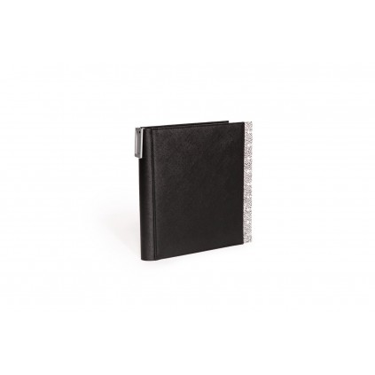 Black Dots Classic Planner Storage Cover
