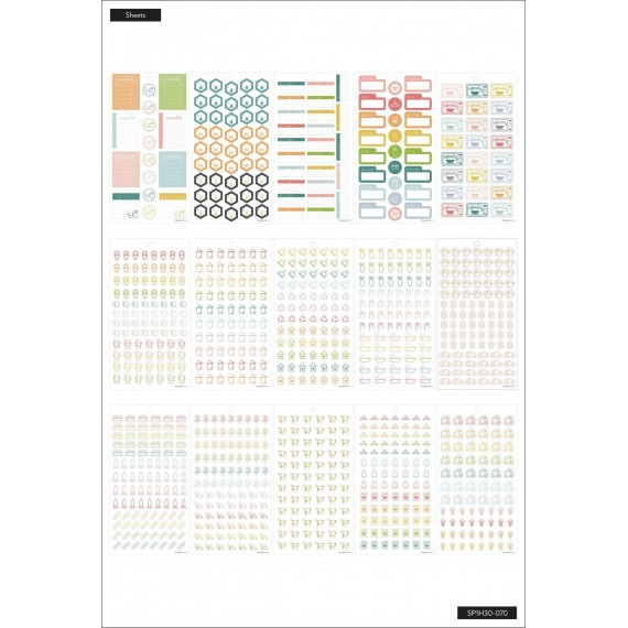 Daily Chores - Value Pack Stickers