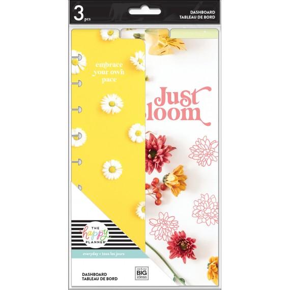 Pressed Florals Classic Dashboard