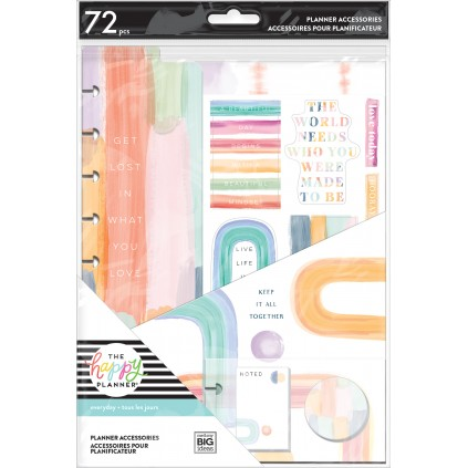 Painterly Pastels - Classic Accessory Pack