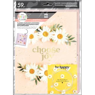 Pressed Florals - Classic Planner Companion