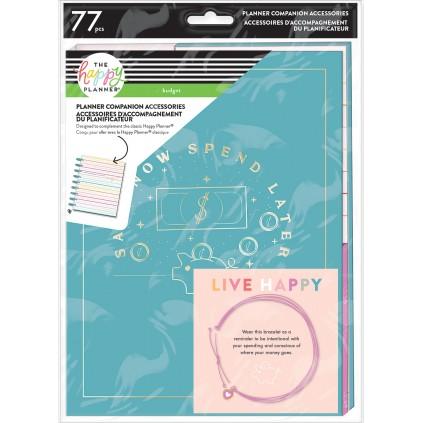 Budget Line Art - Classic Planner Companion