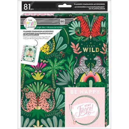 Jungle Vibes - Classic Planner Companion