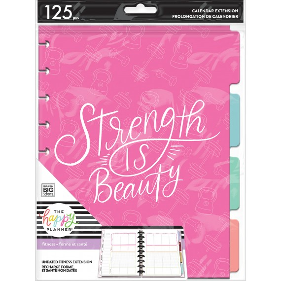 Strength is Beauty - Classic Fitness Extension Pack