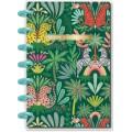 Jungel Vibes - Mini Notebook