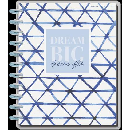 Indigo - Big Notebook