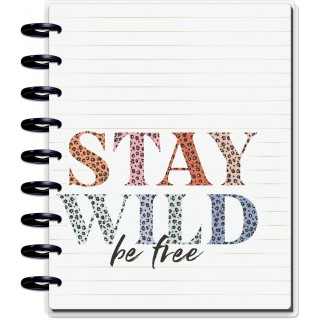 Colorful Leopard - Classic Guided Journal