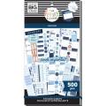 Indigo - Value Pack Stickers