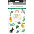 Jungle Vibes - 5 Sticker Sheets