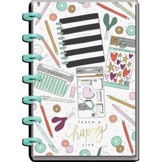Be Happy - Mini Happy Notes Notebook