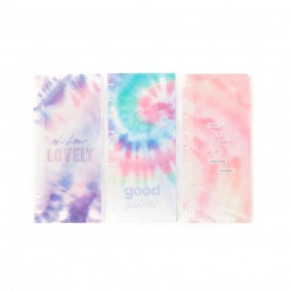 Pastel Tie-Dye - Snap In Envelopes - 3 Pack