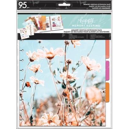 Retro Blooms - BIG - Extension Pack - Memory Keeping