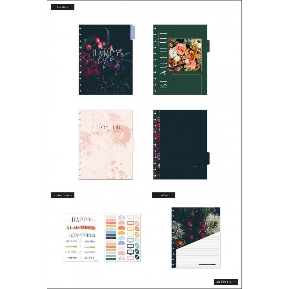 Rustic Blooms - BIG - Extension Pack - Memory Keeping