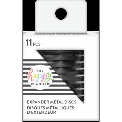 Black Expander Metal Discs