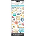 Happy Summer - Petite Sticker Sheets