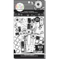 Fancy Blooms - Value Pack Stickers