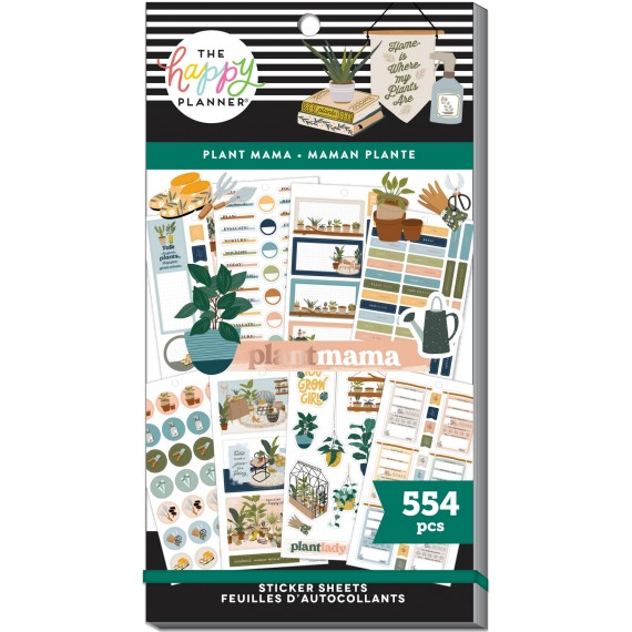 Plant Mama - Value Pack Stickers