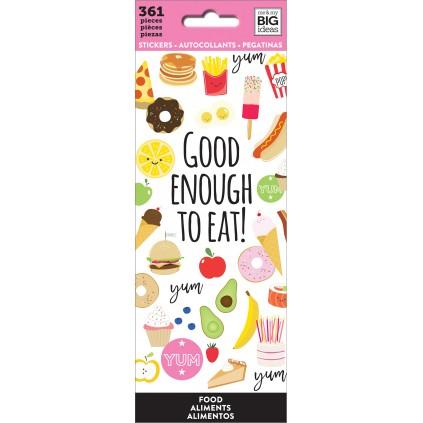 Food - Petite Sticker Sheets