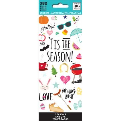 Tis the Season - Petite Sticker Sheets