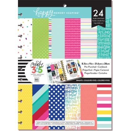 Bright - BIG Paper Pad Special