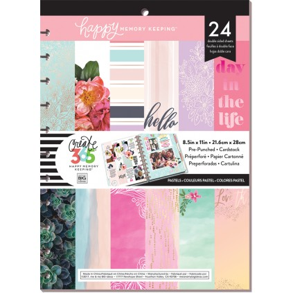 Pastel - BIG Paper Pad Special