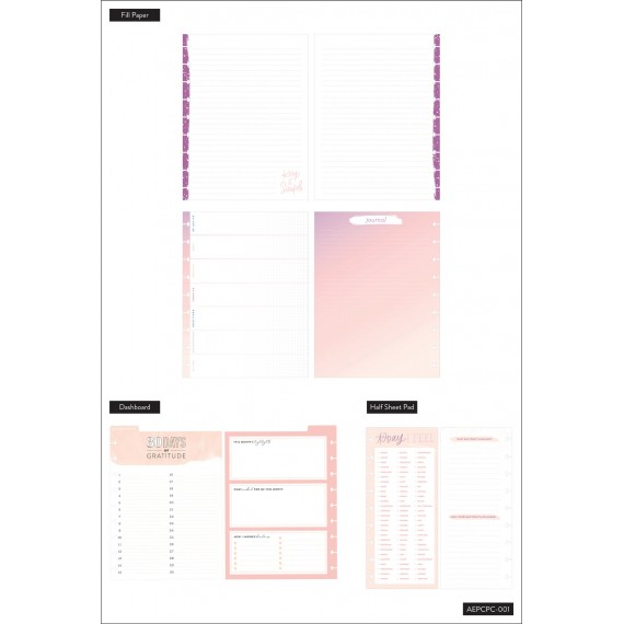 Recovery - Classic - Planner Companion