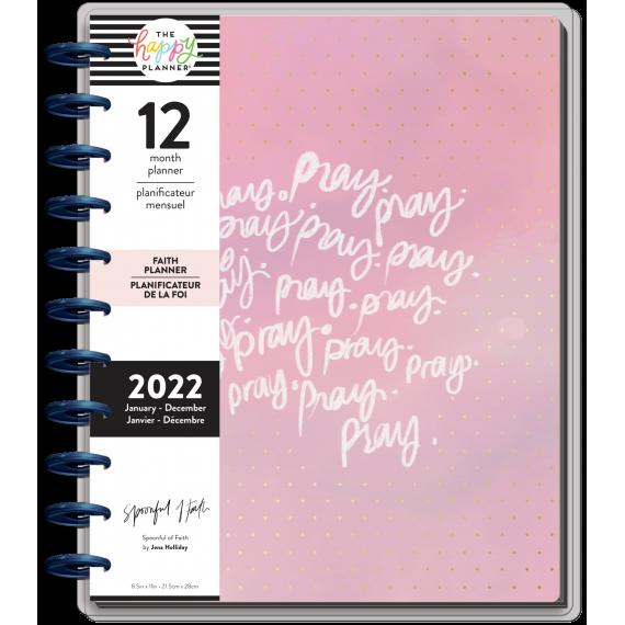 Spoonful of Faith - BIG Happy Planner - Faith - 12 months