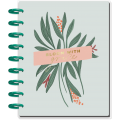 Bloom With Grace - Classic Happy Planner - Dashboard - 12 month